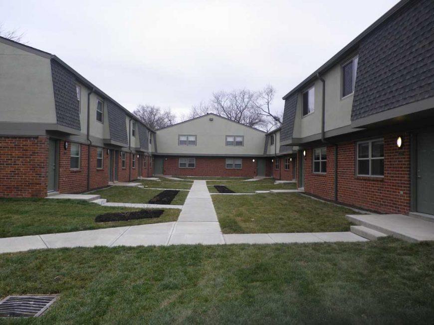 Cornell Ridge apartments