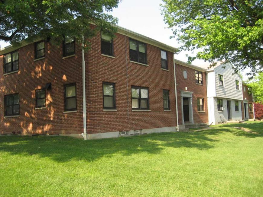 Huffmann Parnell apartment building