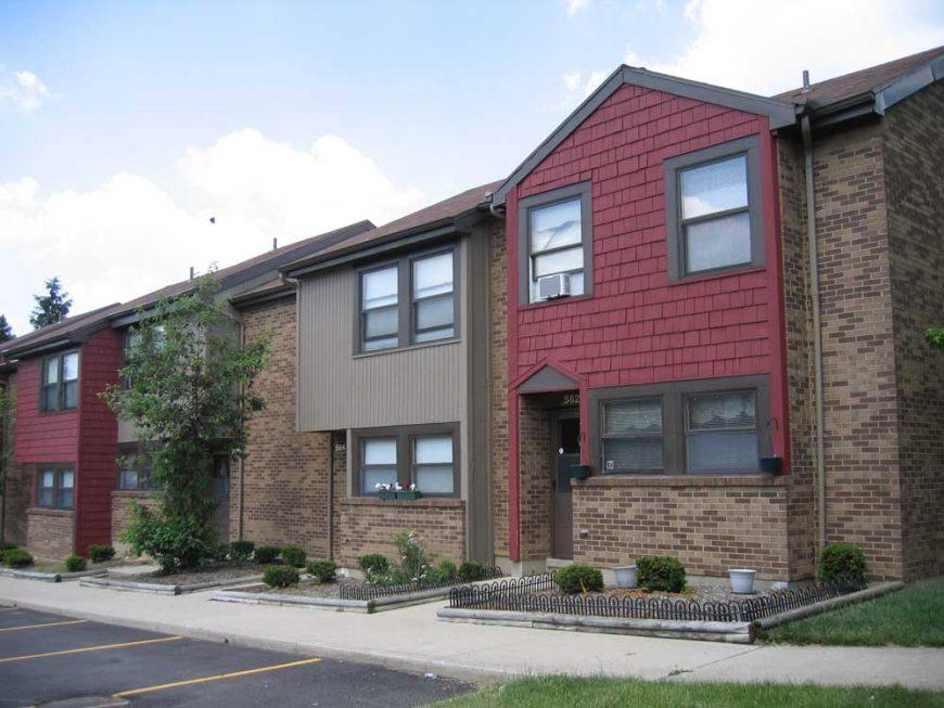 Indian Trails apartment building