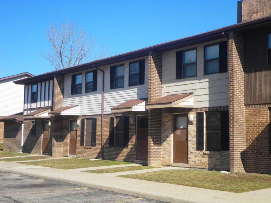 Olive Hills apartment building