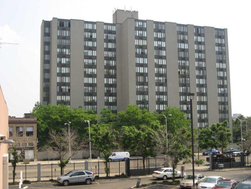 Wilkinson apartment building