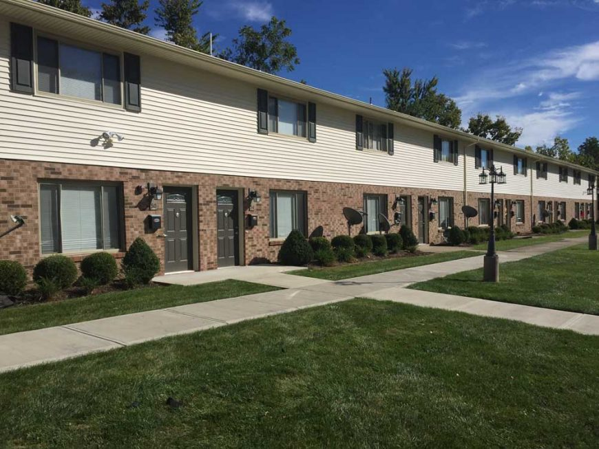 Westerfield apartments